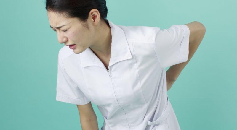 腰痛の要因 職場環境の影響 業務上の作業内容の影響 腰痛の予防