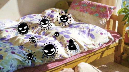 抗菌防臭対策 汗による細菌 感染症 皮膚常在菌 黄色ぶどう球菌