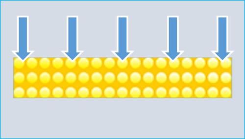 従来の低反発マットレス 通気性が悪くムレやすい カビの発生原因