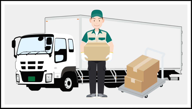 重い荷物を運ぶ人の腰痛対策 運送業務 建設作業員 土木現場作業員 引っ越しスタッフ
