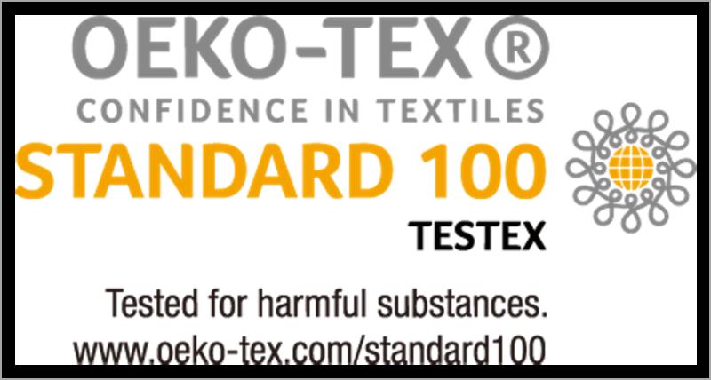 エコテックススタンダード100 世界最高水準の安全な繊維製品の証